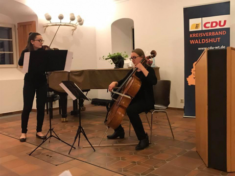 Musikalisches Duo